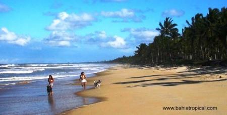 Playa Atalaia,Canavieiras,Bahia,Brasil