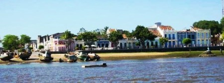 Bahia Cocoa harbour,Canavieiras, Brazil