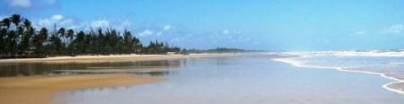 palm_beach, Brazil, Canavieiras, Bahia_tropical