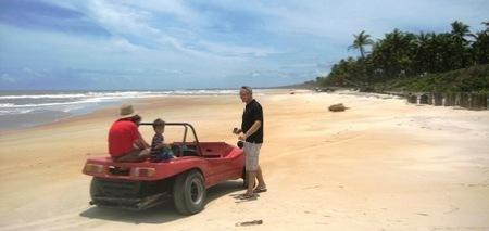 Travel+Work,Bahia,Brasilien,Ueberwintern